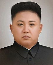 """Kim Jong-Un Photorealistic-Sketch,"" by User P388388 on Wikimedia Commons (Own work) [CC BY-SA 4.0 (https://creativecommons.org/licenses/by-sa/4.0)], via Wikimedia Commons"