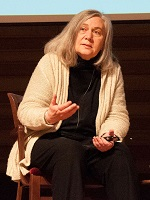 Marilynne Robinson http://tinyurl.com/m-robinson-wikipedia, by Christian Scott Heinen Bell (Own work) [CC0], via Wikimedia Commons